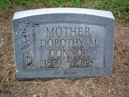 CONNER, DOROTHY M - Cross County, Arkansas | DOROTHY M CONNER - Arkansas Gravestone Photos