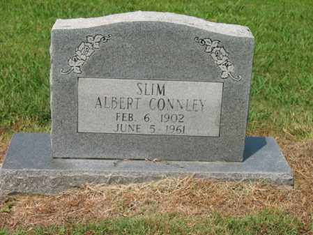 "CONNLEY, ALBERT ""SLIM"" - Cross County, Arkansas 