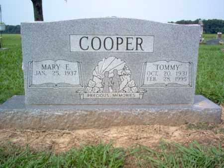 "COOPER, ""TOMMY"" - Cross County, Arkansas   ""TOMMY"" COOPER - Arkansas Gravestone Photos"