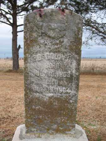 COOPER, ED - Cross County, Arkansas | ED COOPER - Arkansas Gravestone Photos