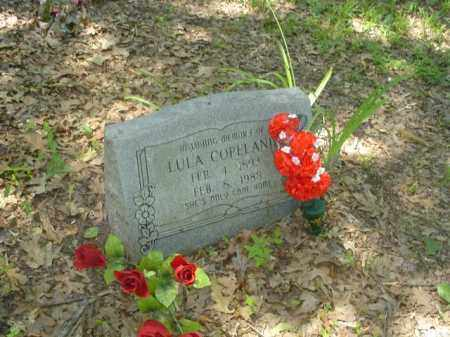 COPELAND, LULA - Cross County, Arkansas | LULA COPELAND - Arkansas Gravestone Photos