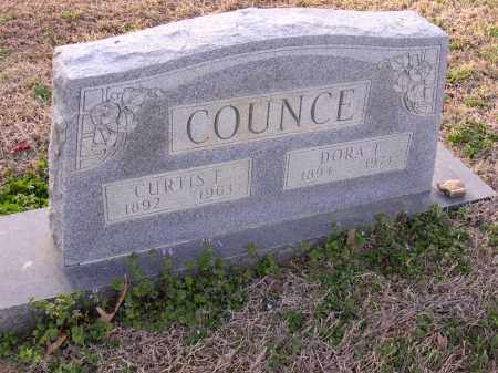 COUNCE, CURTIS E - Cross County, Arkansas | CURTIS E COUNCE - Arkansas Gravestone Photos