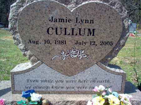 CULLUM, JAMIE LYNN - Cross County, Arkansas | JAMIE LYNN CULLUM - Arkansas Gravestone Photos