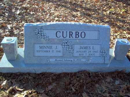 "CURBO, JAMES LYNN ""SONNY"" - Cross County, Arkansas 