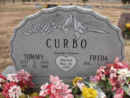 CURBO, TOMMY - Cross County, Arkansas | TOMMY CURBO - Arkansas Gravestone Photos