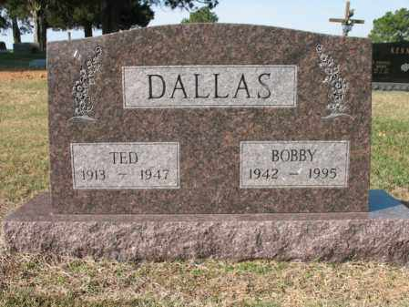 DALLAS, BOBBY - Cross County, Arkansas | BOBBY DALLAS - Arkansas Gravestone Photos