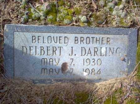 DARLING, DELBERT J - Cross County, Arkansas | DELBERT J DARLING - Arkansas Gravestone Photos