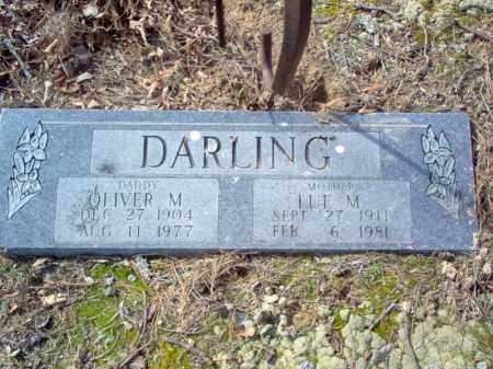 DARLING, LUE M - Cross County, Arkansas | LUE M DARLING - Arkansas Gravestone Photos