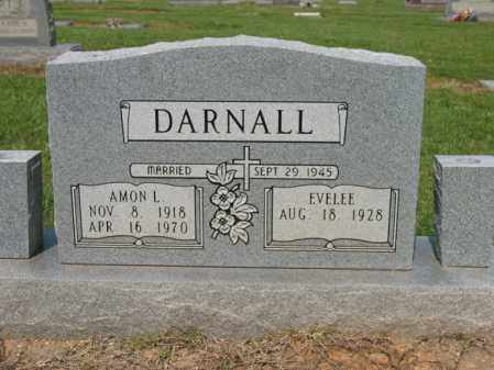 DARNALL, AMON L - Cross County, Arkansas | AMON L DARNALL - Arkansas Gravestone Photos
