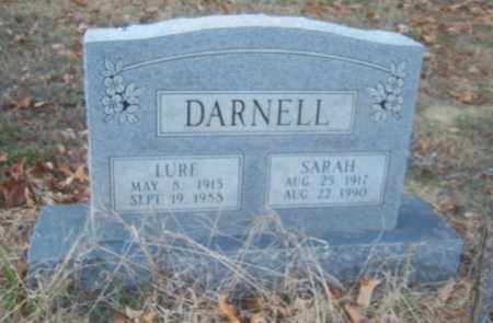 DARNELL, SARAH - Cross County, Arkansas | SARAH DARNELL - Arkansas Gravestone Photos