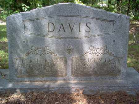 DAVIS, HERSHEL LEE - Cross County, Arkansas | HERSHEL LEE DAVIS - Arkansas Gravestone Photos