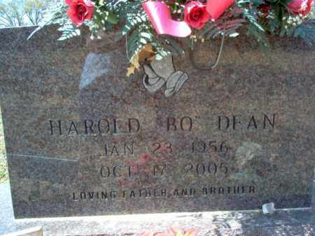 "DEAN, HAROLD ""BO"" - Cross County, Arkansas 