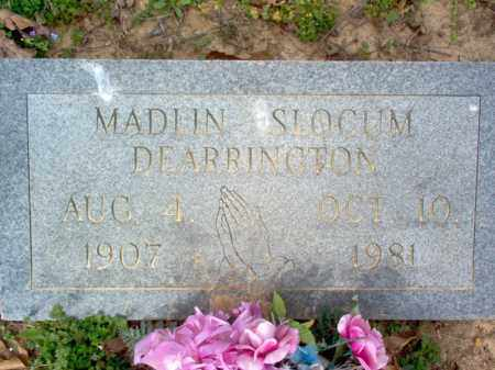 DEARRINGTON, MADLIN - Cross County, Arkansas | MADLIN DEARRINGTON - Arkansas Gravestone Photos