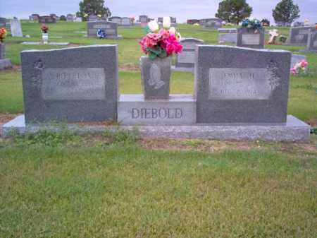 DIEBOLD, EMMA H - Cross County, Arkansas | EMMA H DIEBOLD - Arkansas Gravestone Photos