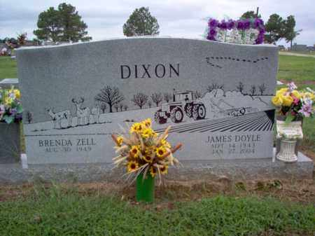 DIXON, JAMES DOYLE - Cross County, Arkansas | JAMES DOYLE DIXON - Arkansas Gravestone Photos