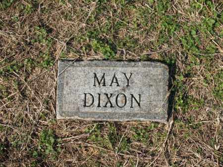 DIXON, MAY - Cross County, Arkansas | MAY DIXON - Arkansas Gravestone Photos