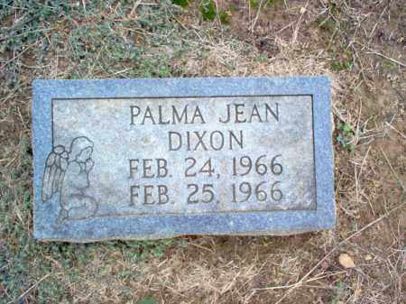 DIXON, PALMA JEAN - Cross County, Arkansas | PALMA JEAN DIXON - Arkansas Gravestone Photos