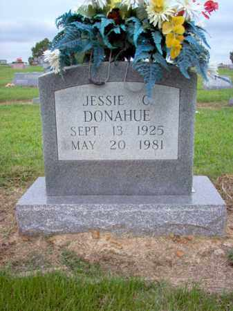 DONAHUE, JESSIE C - Cross County, Arkansas | JESSIE C DONAHUE - Arkansas Gravestone Photos