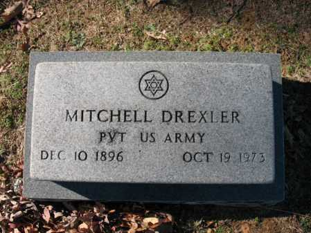 DREXLER  (VETERAN), MITCHELL - Cross County, Arkansas | MITCHELL DREXLER  (VETERAN) - Arkansas Gravestone Photos