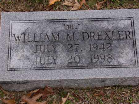 "DREXLER, WILLIAM M ""BILL"" - Cross County, Arkansas 