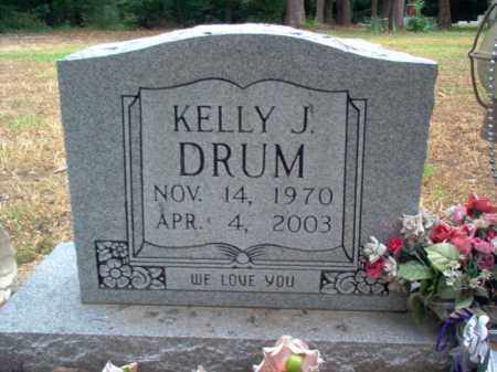 DRUM, KELLY J - Cross County, Arkansas | KELLY J DRUM - Arkansas Gravestone Photos