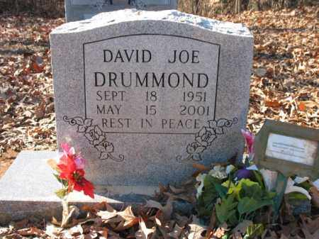 DRUMMOND, DAVID JOE - Cross County, Arkansas | DAVID JOE DRUMMOND - Arkansas Gravestone Photos