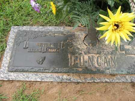 DUNCAN (VETERAN WWII), NELTON SAMUEL - Cross County, Arkansas | NELTON SAMUEL DUNCAN (VETERAN WWII) - Arkansas Gravestone Photos