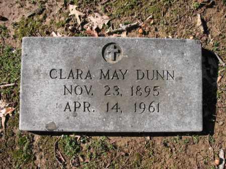 DUNN, CLARA MAY - Cross County, Arkansas | CLARA MAY DUNN - Arkansas Gravestone Photos