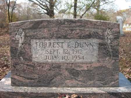 DUNN, FORREST L - Cross County, Arkansas | FORREST L DUNN - Arkansas Gravestone Photos