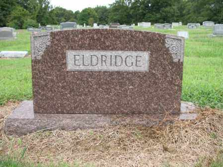 ELDRIDGE FAMILY STONE,  - Cross County, Arkansas |  ELDRIDGE FAMILY STONE - Arkansas Gravestone Photos