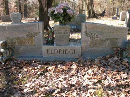 ELDRIDGE, HATTIE - Cross County, Arkansas | HATTIE ELDRIDGE - Arkansas Gravestone Photos