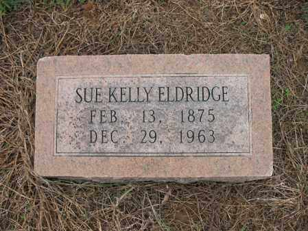 ELDRIDGE, SUE - Cross County, Arkansas | SUE ELDRIDGE - Arkansas Gravestone Photos