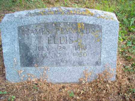 ELLIS, JAMES REYNOLDS - Cross County, Arkansas | JAMES REYNOLDS ELLIS - Arkansas Gravestone Photos