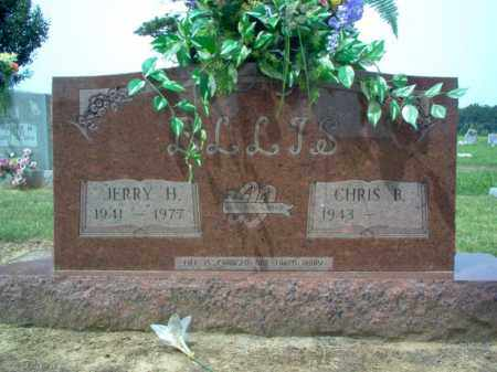 ELLIS, JERRY H - Cross County, Arkansas | JERRY H ELLIS - Arkansas Gravestone Photos