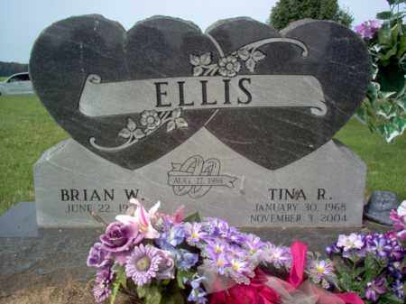 ELLIS, TINA R - Cross County, Arkansas | TINA R ELLIS - Arkansas Gravestone Photos