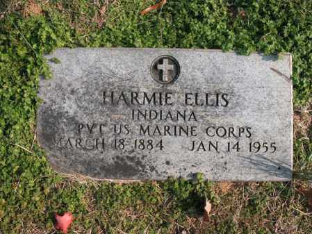 ELLIS (VETERAN), HARMIE - Cross County, Arkansas | HARMIE ELLIS (VETERAN) - Arkansas Gravestone Photos