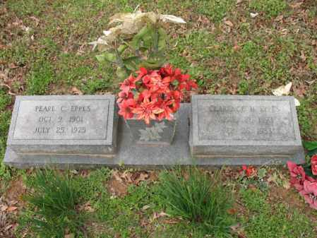 EPPES, ERMIE PEARL - Cross County, Arkansas | ERMIE PEARL EPPES - Arkansas Gravestone Photos