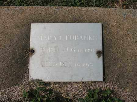 EUBANKS, MARY L - Cross County, Arkansas | MARY L EUBANKS - Arkansas Gravestone Photos