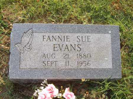 EVANS, FANNIE SUE - Cross County, Arkansas | FANNIE SUE EVANS - Arkansas Gravestone Photos