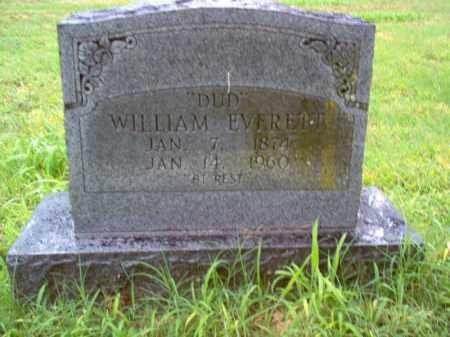 "EVERETT, WILLIAM ""DUD"" - Cross County, Arkansas 