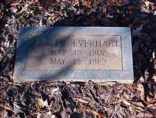 EVERHART, SALLY - Cross County, Arkansas   SALLY EVERHART - Arkansas Gravestone Photos
