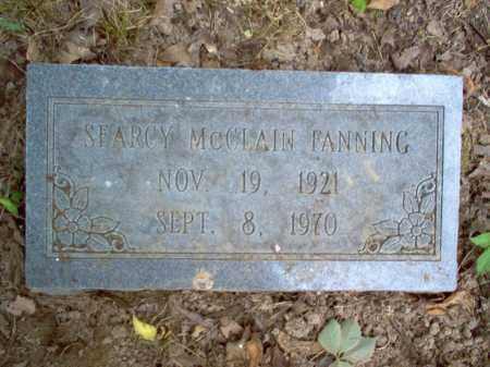FANNING, SEARCY - Cross County, Arkansas | SEARCY FANNING - Arkansas Gravestone Photos