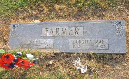 FARMER, DOROTHY MAE - Cross County, Arkansas | DOROTHY MAE FARMER - Arkansas Gravestone Photos