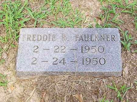 FAULKNER, FREDDIE R. - Cross County, Arkansas | FREDDIE R. FAULKNER - Arkansas Gravestone Photos