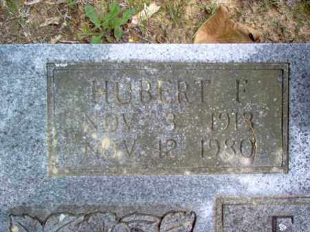 FAULKNER  2, HUBERT F. - Cross County, Arkansas | HUBERT F. FAULKNER  2 - Arkansas Gravestone Photos