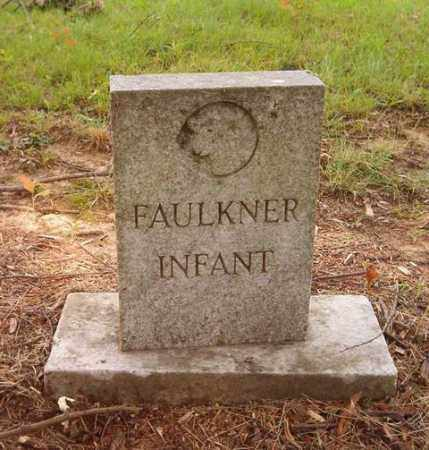 FAULKNER, INFANT - Cross County, Arkansas | INFANT FAULKNER - Arkansas Gravestone Photos