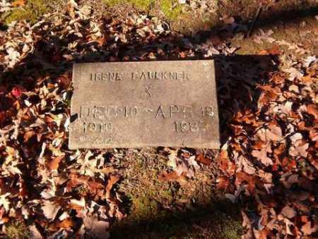 FAULKNER, IRENE - Cross County, Arkansas | IRENE FAULKNER - Arkansas Gravestone Photos