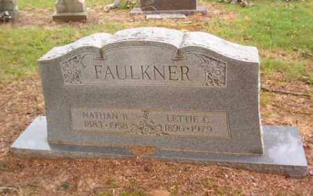 FAULKNER, NATHAN B. - Cross County, Arkansas | NATHAN B. FAULKNER - Arkansas Gravestone Photos