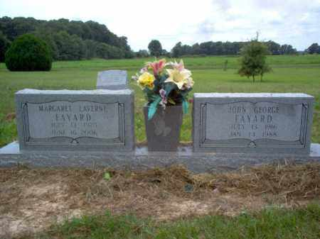 FAYARD, MARGARET LAVERNE - Cross County, Arkansas | MARGARET LAVERNE FAYARD - Arkansas Gravestone Photos