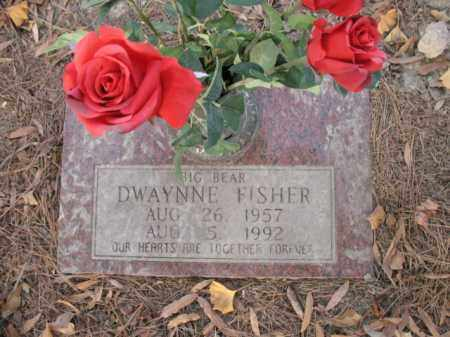 "FISHER, DWAYNNE ""BIG BEAR"" - Cross County, Arkansas 
